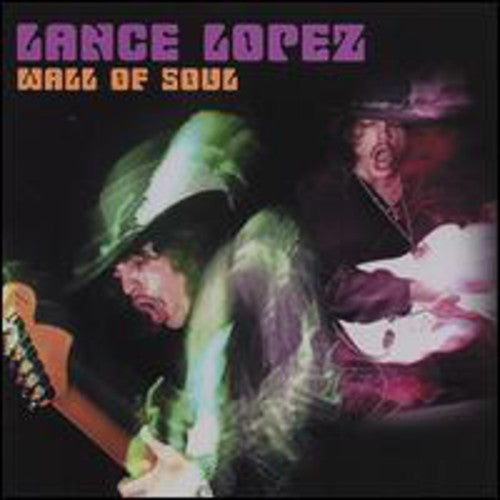 Lance Lopez: Wall of Soul