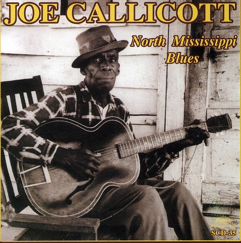 Mississippi Joe Callicott: North Mississippi Blues