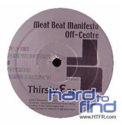 Meat Beat Manifesto: Off Centre