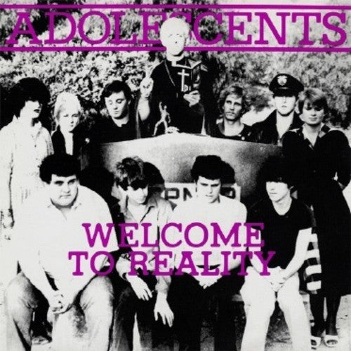 The Adolescents: Welcome to Reality