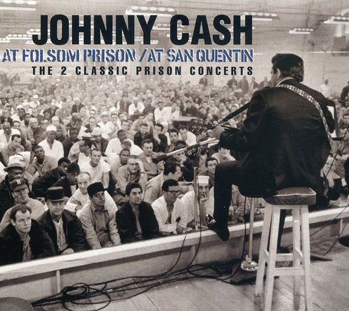 Johnny Cash: Prison Concerts