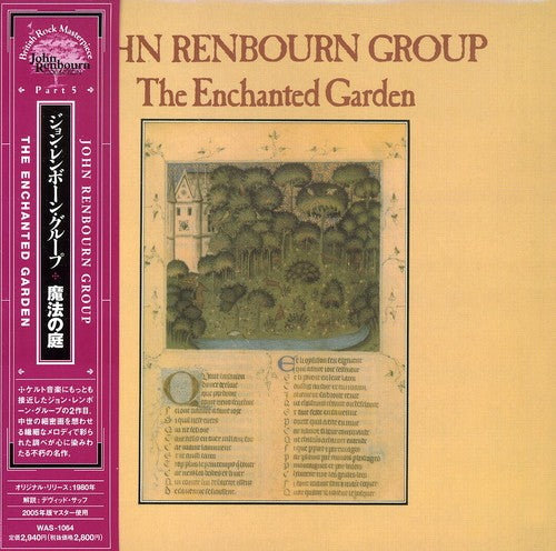 John Renbourn: Enchanted Garden