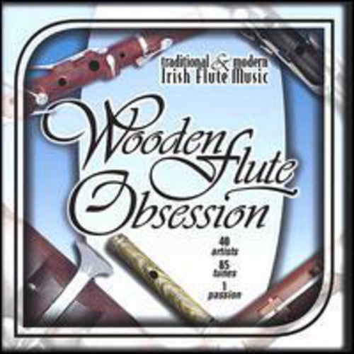Various Artists: Wooden Flute Obsession 1 / Various