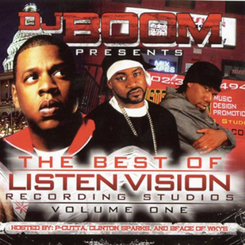 DJ Boom: Best of Listen Vision Recording 1