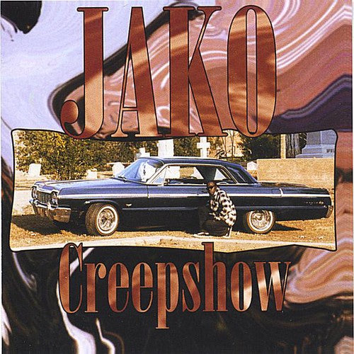 Notorious Outlaw Jako James: Creepshow