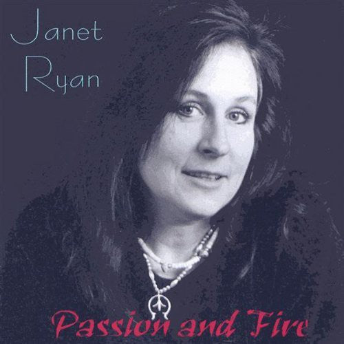Janet Ryan & Straight Up!: Wrapped Up in Blue