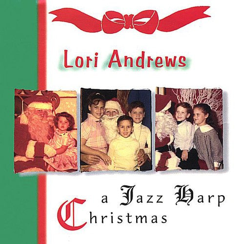 Lori Andrews: Jazz Harp Christmas