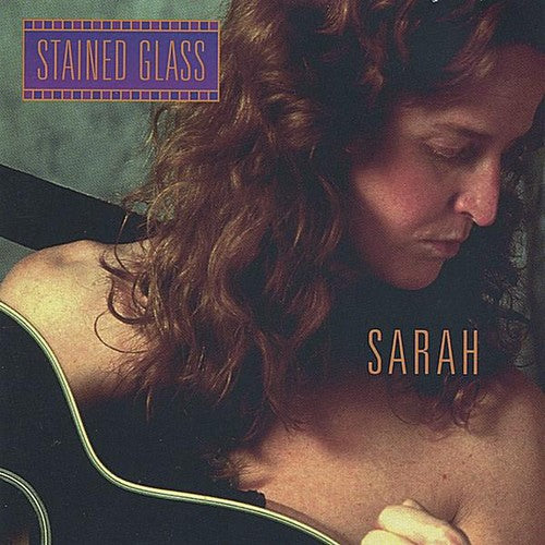 Sarah Burrill: Stained Glass