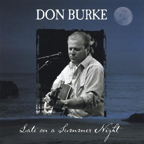 Don Burke: Late on a Summer Night