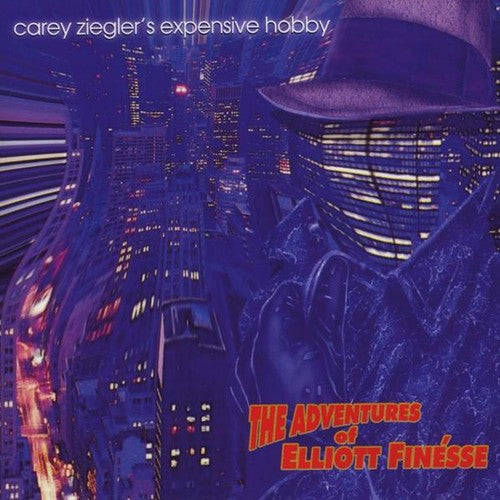Carey Ziegler: Adventures of Elliott Finesse