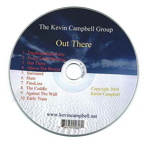 Kevin Campbell: Out There