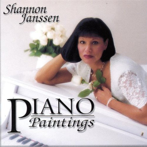 Shannon Janssen: Piano Paintings