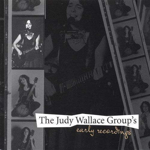 Judy Wallace Group: Early Recordings