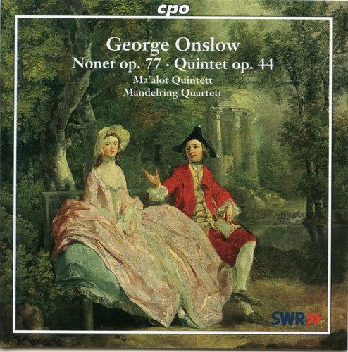 G. Onslow: Nonet Op 77 in A minor / Quintet 19 Op 44 C minor