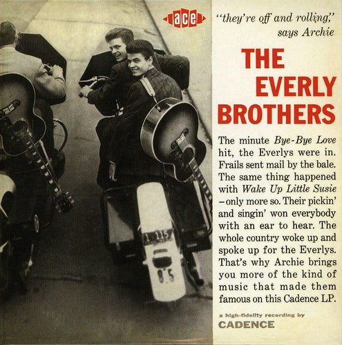 Everly Brothers: They're Off and Rollin