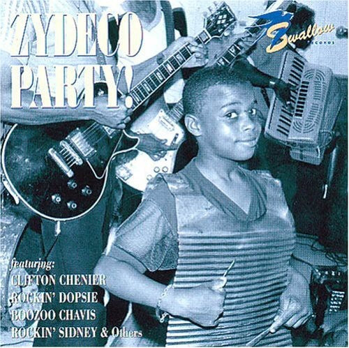 Various Artists: Zydeco Party