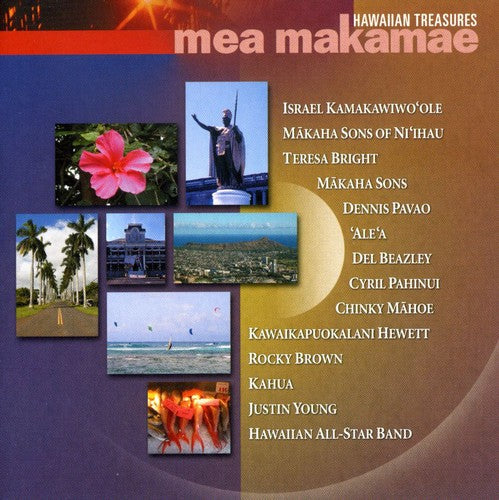 Various Artists: Mea Makamae Hawaiian Treasures