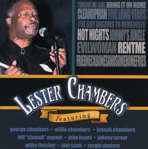 Lester Chambers: It's Time