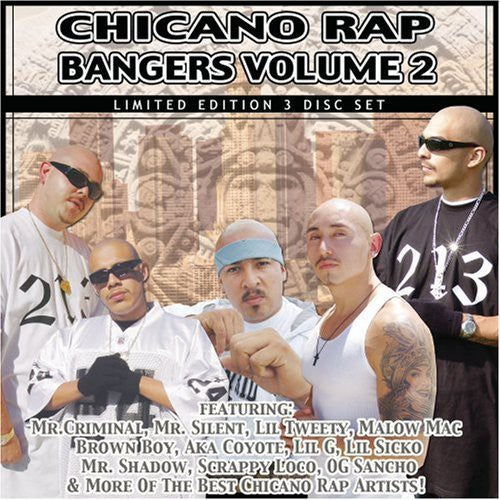 Various Artists: Chicano Rap Bangers 2 / Various