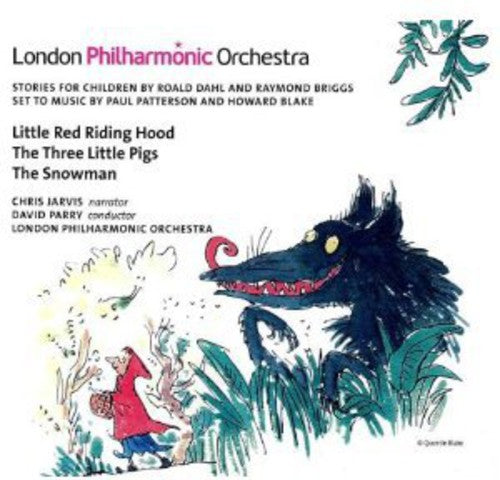London Philharmonic Orchestra: Three Little Pigs / Little Red Riding Hood