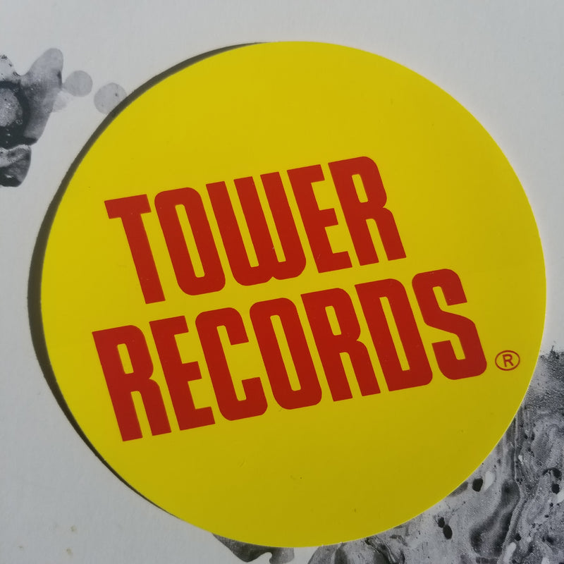 Tower Records sticker