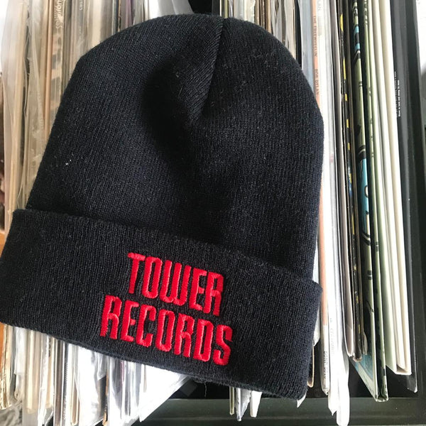 Black Tower Records Beanie
