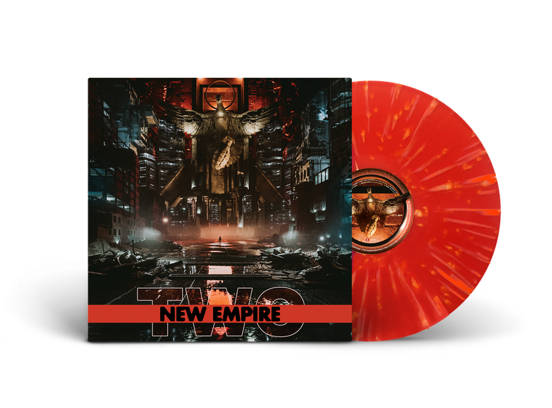 New Empire, Vol. 2 - Exclusive Tower Records Vinyl (Hollywood Undead's Album)