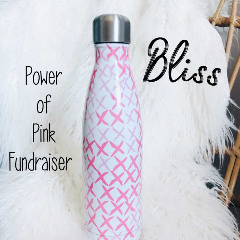 Bliss Power of Pink Fundraiser