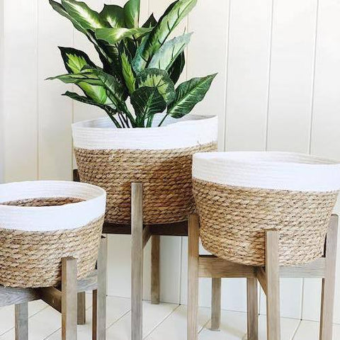 Planter Stands & Baskets