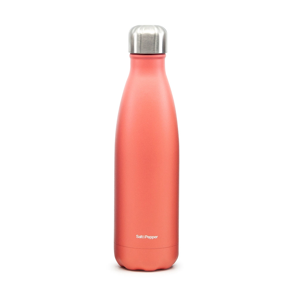 S&P | HYDRA | 750ml Water Bottle | Coral | Bliss Gifts & Homewares | Milton | Online & In-store | 0427795959 | Afterpay available