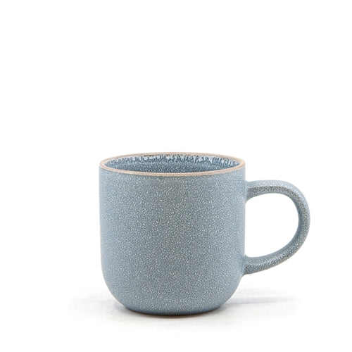 Ideal for everyday use is Salt&Pepper's four-piece HANA mug set in blue. Each mug has a simple yet modern shape with a slight speckle tone throughout and is finished with a natural-coloured rim. 12 x 9 cm.BLISS Gifts & Homewares, Stockist of S&P products. Online & In-store. AfterPay now available. | Bliss Gifts & Homewares | Unit 8, 259 Princes Hwy Ulladulla | South Coast NSW | 0427795959, 44541523