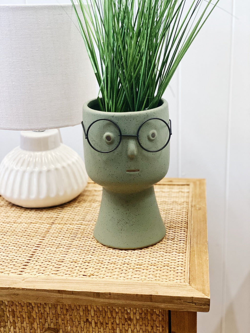 This cool and quirky Coen Body Pot/Planter is perfect to hold a small succulent or plant and will add a quirky touch to any space. Perfect to add a touch of greenery into your home decor or to add some personality into your home. 13x21cmH.| Bliss Gifts & Homewares | Unit 8, 259 Princes Hwy Ulladulla | South Coast NSW | Online Retail Gift & Homeware Shopping | 0427795959, 44541523