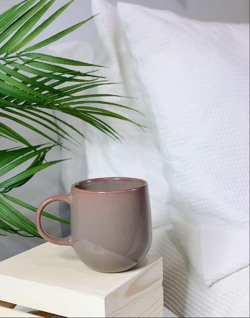 S&P- NAOKO Mug Blush 380ml | Bliss Gifts & Homewares |Milton | Online & In-store | 0427795959