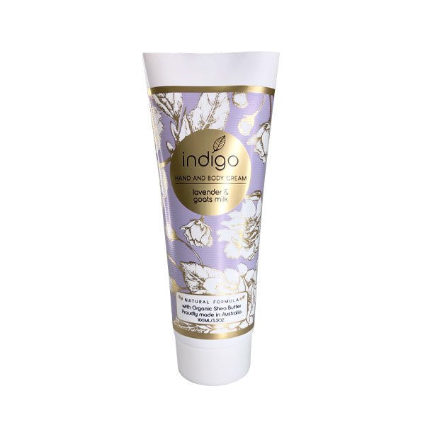 Our beautiful Indigo hand and body cream is made in Australia with certified organic Shea butter. This all natural formulation is sure to leave the skin feelings smooth and nourished. It is free from SLS, SLES, PEGs, animal fat and phosphates, and is not tested on animals. 100ml. Proudly made in Australia.| Bliss Gifts & Homewares | Unit 8, 259 Princes Hwy Ulladulla | South Coast NSW | Online Retail Gift & Homeware Shopping | 0427795959, 44541523