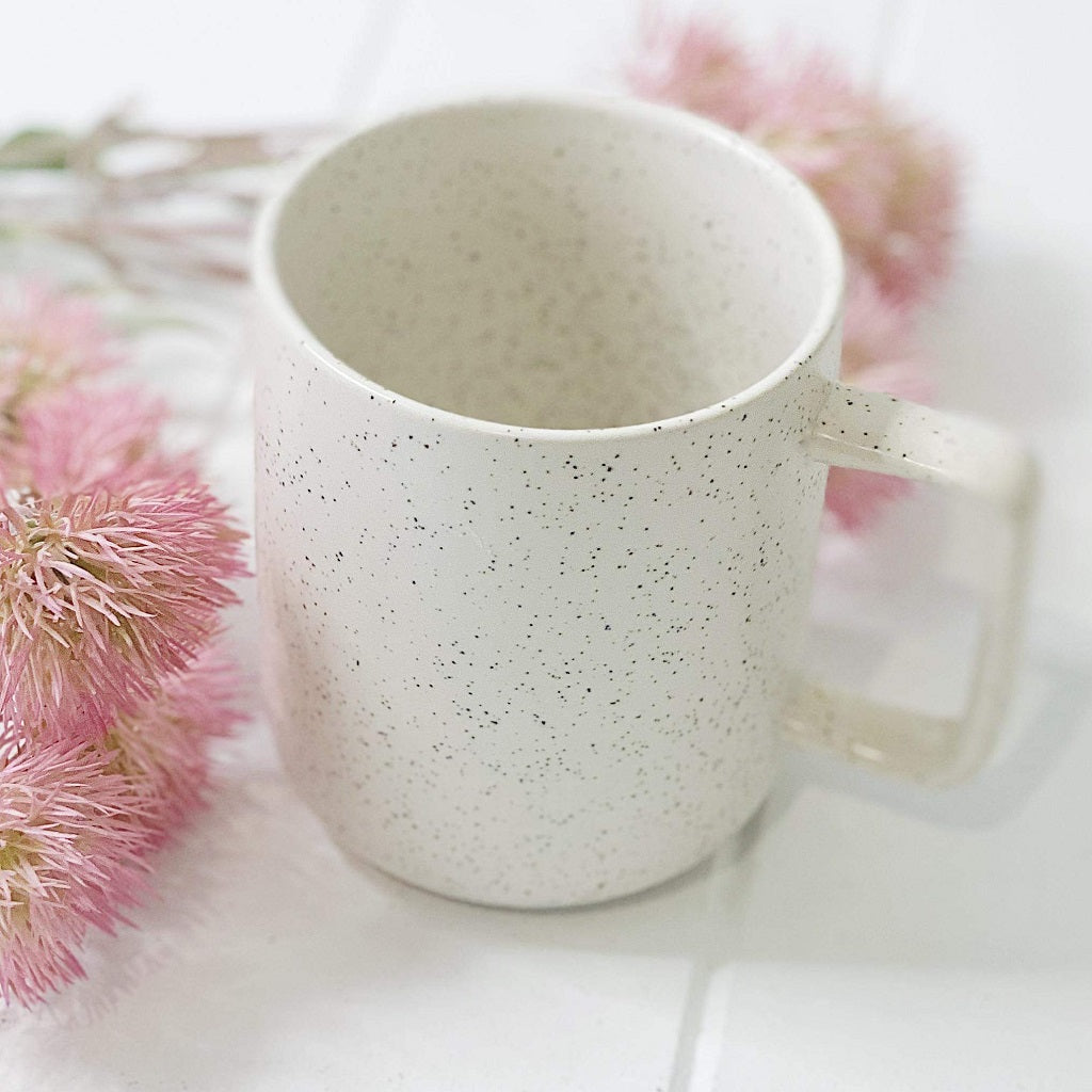 The SPLASH range of serving ware is the perfect set for all occasions. The ceramic 350ml mug is great for your morning coffee or tea. With beautiful uniquely polished stoneware finish our splash range will have you entertaining for years to come. Measuring 9.5cm. | Bliss Gifts & Homewares | Unit 8, 259 Princes Hwy Ulladulla | South Coast NSW | Online Retail Gift & Homeware Shopping | 0427795959, 44541523