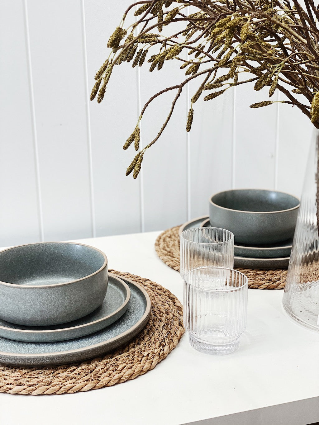 VERA Tumbler Glass Set - 4 Piece - Functional and stylish, our VERA Tumbler Glass set of 4 by Salt&Pepper will have you serving up your favourite refreshments in style. Unique ribbed texture. Shop online. AfterPay available. Australia wide Shipping | Bliss Gifts & Homewares - Unit 8, 259 Princes Hwy Ulladulla - 0427795959, 44541523