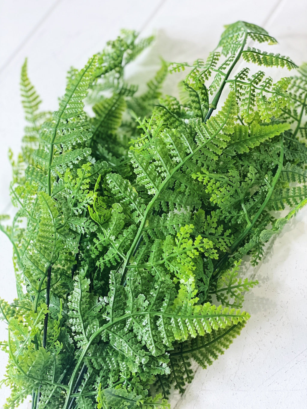 Bring the outdoors inside with our gorgeous Artificial Fern Leaf. Wispy and green this is the perfect addition to any home! Approx 50 x 20 x 10 cm.| Bliss Gifts & Homewares | Unit 8, 259 Princes Hwy Ulladulla | South Coast NSW | Online Retail Gift & Homeware Shopping | 0427795959, 44541523
