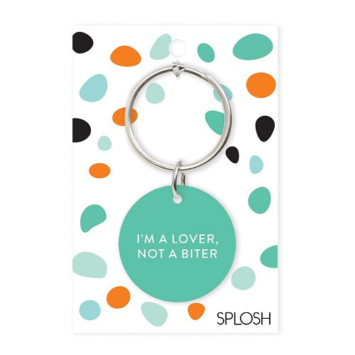 Pamper your pooch in style with our colourful Pet Lover Dog ID Tag, featuring quirky quotes any pet lover will adore! These dog ID tags not only add a splash of colour to the collar, but are also easy to engrave! Size: 3 x 0.01 x 5.5.cm. Engravable metal dog tag with quirky quote. | Bliss Gifts & Homewares | Unit 8, 259 Princes Hwy Ulladulla | South Coast NSW | Online Retail Gift & Homeware Shopping | 0427795959, 44541523