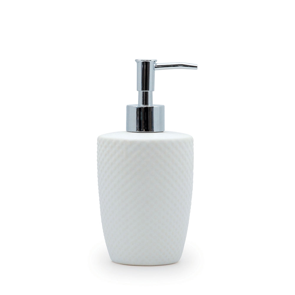 Salt&Pepper | EMBOSS | Dispenser | Bathroom Accessories | Stockists of Salt & Pepper | Bliss Gifts & Homewares | Unit 8, 259 Princes Hwy Ulladulla | South Coast NSW | Online Retail Gift & Homeware Shopping | 0427795959, 44541523