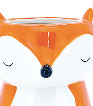 Fox Pot | Pots and Planters | Bliss Gifts & Homewares | Milton | Online & In-store | 0427795959 | Afterpay available