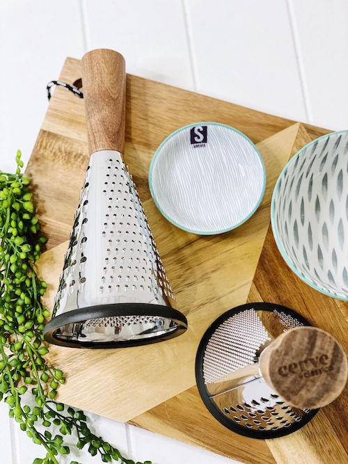 Our Acacia and Stainless Steel Grater from Classica, features a high quality Stainless Steel Grater, with a beautiful Acacia wood handle - Unit 8, 259 Princes Hwy Ulladulla - Shop Online & In store - 0427795959, 44541523 - Australia wide shipping | Bliss Gifts & Homewares
