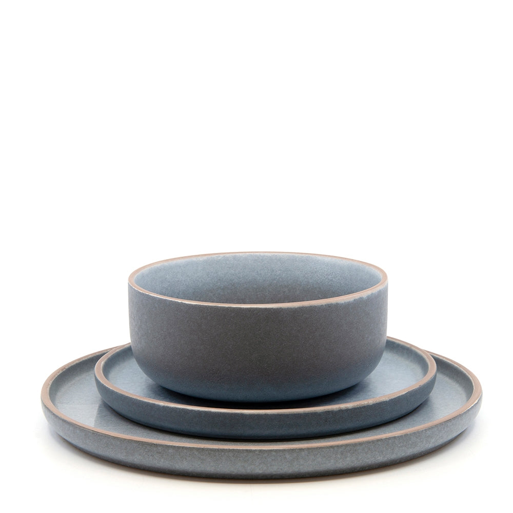 Ideal for everyday dining is Salt&Pepper's twelve-piece HANA dinner set in sky, made from durable stoneware. Each dinnerware piece, which includes 4 x dinner plates, 4 x side plates and 4 x bowls.| Bliss Gifts & Homewares | Unit 8, 259 Princes Hwy Ulladulla | South Coast NSW | Online Retail Gift & Homeware Shopping | 0427795959, 44541523