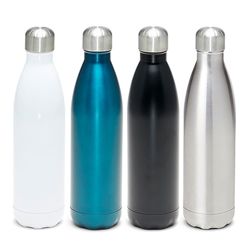 Salt&Pepper's HYRDA Water Bottle is perfect for office hours and weekend trips The 750ml double-walled vacuum-insulated stainless-steel bottle will keep your beverage hot for up to 12hours or cold for up to 24hours. With a leak proof seal design, this high-grade beverage holder is a must-have for everyday life.| Bliss Gifts & Homewares | Unit 8, 259 Princes Hwy Ulladulla | South Coast NSW | Online Retail Gift & Homeware Shopping | 0427795959, 44541523