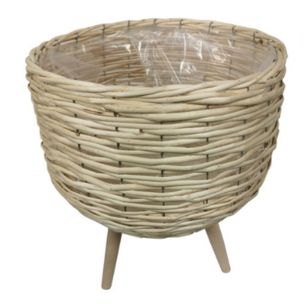 Elevate the look of your plant or floral display with our Natural Wicker Pot Holder/planter. Indoor plants are on trend and our stylish Wicker planters are perfect for showing off your gorgeous greenery.| Bliss Gifts & Homewares | Unit 8, 259 Princes Hwy Ulladulla | South Coast NSW | Online Retail Gift & Homeware Shopping | 0427795959, 44541523