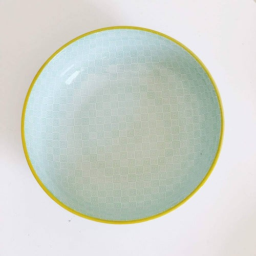 Moroccan Serving Bowl | 25cm Salad/pasta bowl | Bliss Gifts & Homewares | Milton | Online & In-store | 0427795959 | Afterpay available