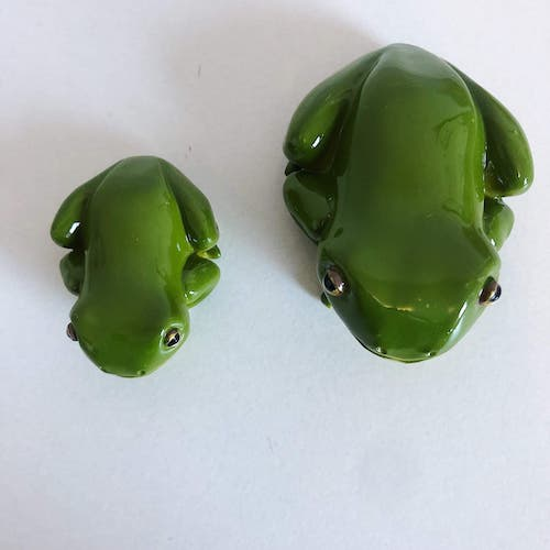 Green Tree Frog | Outdoor | Fairy Garden | Bliss Gifts & Homewares | Milton | Online & In-store | 0427795959 | Afterpay available