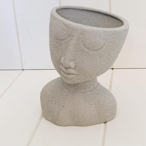 Stone Man Body Pot | Bliss Gifts & Homewares | Milton | Online & In-store | 0427795959 | Afterpay available