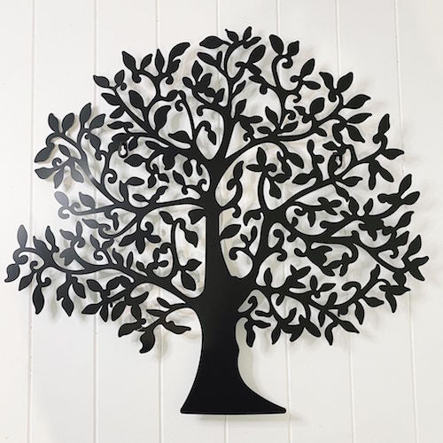 Our 61cm Metal Tree of Life Wall Art is the perfect piece for creating a focal point in your home or garden. The stunning metal wall art is weather resistant and features intricate cut out leaves and branches. Arrives ready to hang. 61cm | Bliss Gifts & Homewares | Unit 8, 259 Princes Hwy Ulladulla | South Coast NSW | Online Retail Gift & Homeware Shopping | 0427795959, 44541523