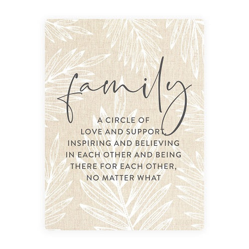 Tranquil Family Ceramic Magnet | Splosh | Bliss Gifts & Homewares | Milton | Online & In-store | 0427795959 | Afterpay available