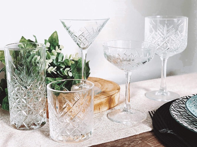 Salt&Peppers WINSTON Set of 4 Tumblers are perfect for dinner parties and entertaining. A fine example of European craftsmanship, the 350ml tumblers have a classic design that is timeless. | Bliss Gifts & Homewares | Unit 8, 259 Princes Hwy Ulladulla | South Coast NSW | Online Retail Gift & Homeware Shopping | 0427795959, 44541523